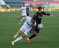 Denizlispor Alanyaspor'u tek golle geçti