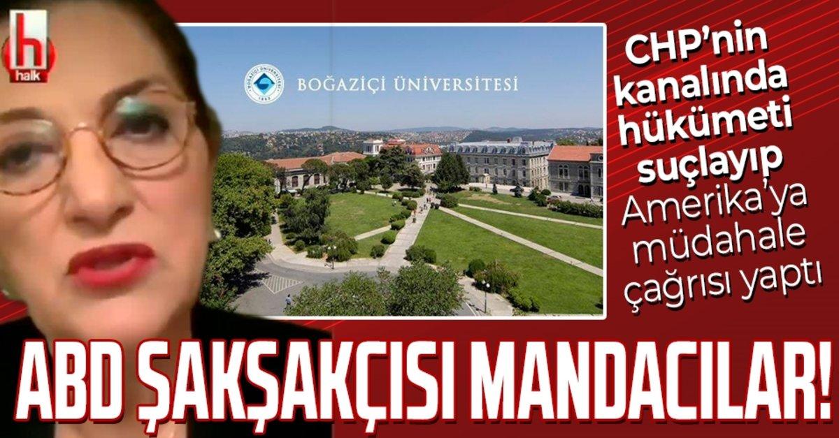 CHP yandaşı Halk TV'de skandal yayın: ABD isterse Boğaziçi'ne el koyabilir - Takvim