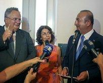 Türk jetleri Yunan Bakanı titretti!