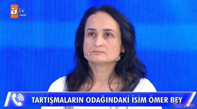 Müge Anlı Ömer Sırtaş'ın sözleriyle şoke oldu! 3 kez evlenip 5 kadınla ilişkisi olduğu ortaya çıkmıştı...