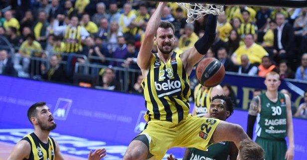 Fenerbahçe'den güzel başlangıç!