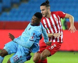 Balıkesirspor - Trabzonspor | CANLI