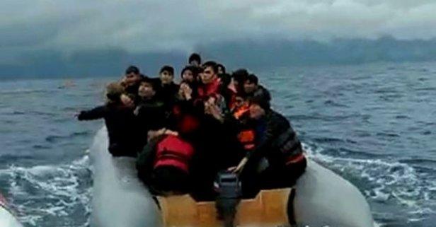 İzmir'de 33 düzensiz göçmen yakalandı!