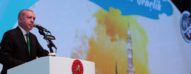 Başkan Erdoğan 2018 Yılı Mevlid-i Nebi Haftası Açılışında konuştu