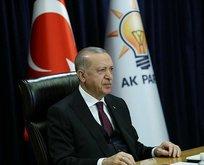 Başkan Erdoğan telefonla partililere hitap etti