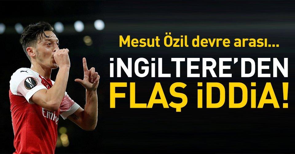 Mesut Özil için Fenerbahçe iddiası
