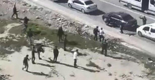 Mardin'de silahlı kavga! Yaralılar var...