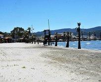 Turizm merkezlerinde sessiz bayram