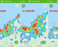 Vakalar yüzde 100 artmıştı! O ilin risk haritası yeşile döndü!