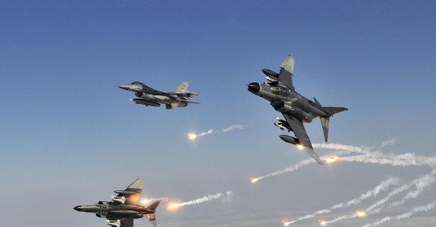 MSB duyurdu: 6 PKK'lı terörist etkisiz hale getirildi!