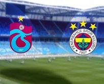 Trabzonspor-Fenerbahçe maçıyla ilgili flaş gelişme!