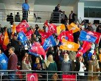 AK Parti seçim beyannamesi açıklanıyor!