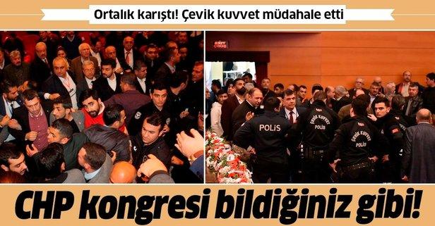 CHP'nin olaysız kongresi yok!
