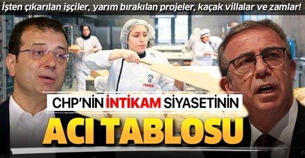 CHP'nin intikam siyasetinin acı tablosu