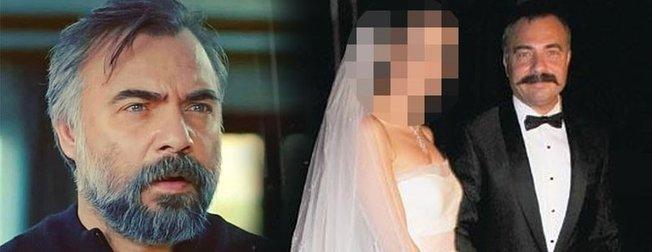 Eşkıya Dünyaya Hükümdar Olmaz'ın Hızır'ı Oktay Kaynarca bakın kiminle evliymiş... Herkes Özgü Namal sanıyordu ama...