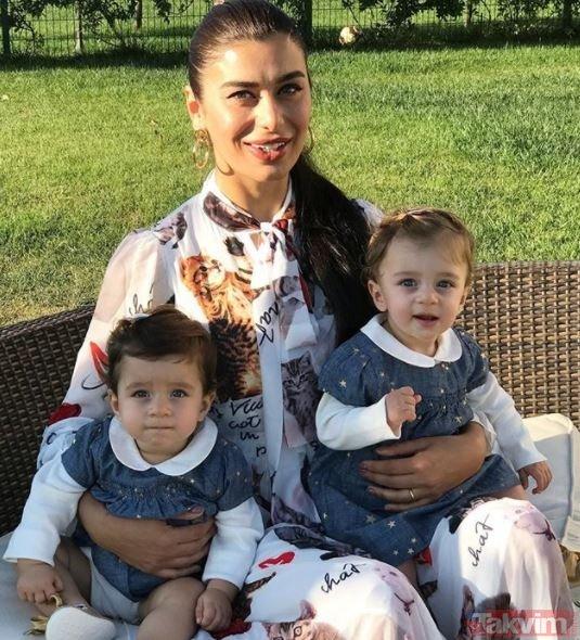 İstanbullu Gelin dizisinin Esma Sultan'ı İpek Bilgin'in kızı da ünlü çıktı! Bakın kim