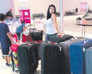 Jennifer'ın bavulları