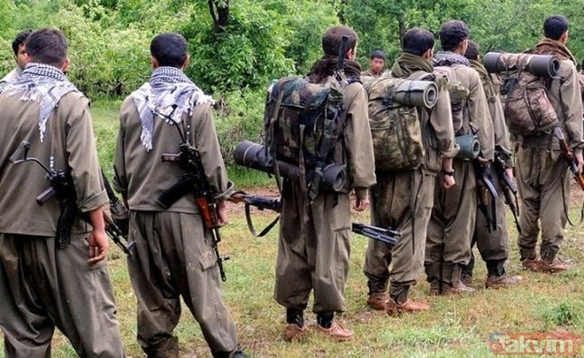 Terör örgütü PKK, 35 yıldır yurt içinde ve yurt dışında kan döküyor
