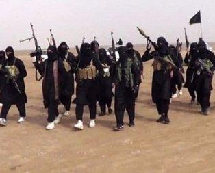 DEAŞlı teröristlere ABDden askeri eğitim