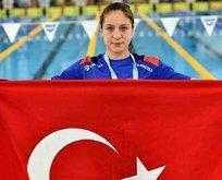 Merve Tuncel Avrupa Şampiyonu
