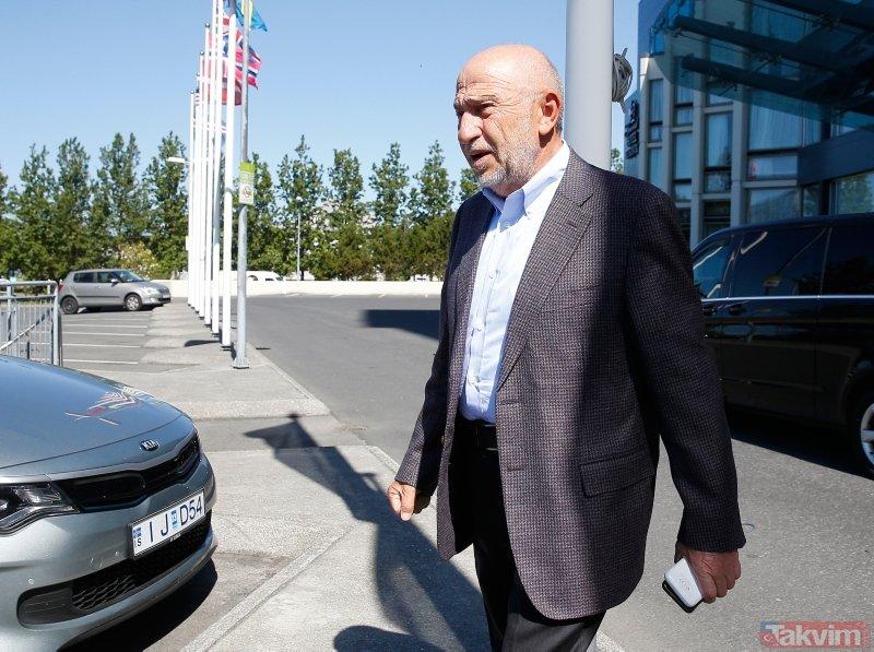 Nihat Özdemir'den 'İzlanda' açıklaması: Bunun karşılığı verilecek