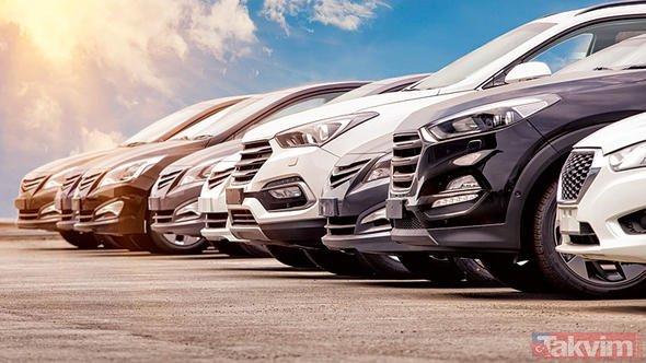 2018'in en çok satan otomobilleri listesi belli oldu! İşte 2018'de en çok satılan otomobiller