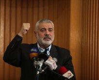Hamas liderinden 'yeni intifada' çağrısı!