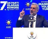 Kabaktepe'den İmamoğlu'na tepki!