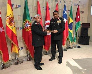 Türk Jandarma Teşkilatına uluslararası görev