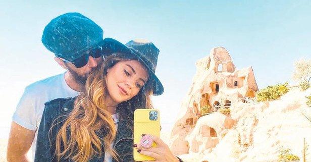 Kapadokya romantizmi