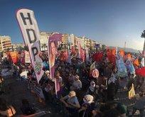 CHP ve HDP'den İzmir'de ortak miting!