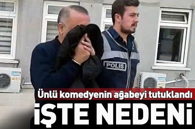 Şafak Sezerin ağabeyi yankesicilikten tutuklandı