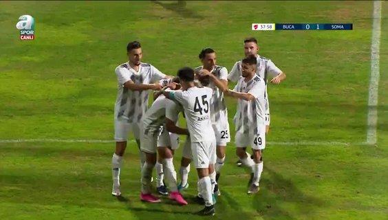 GOL | Bucaspor 0-1 Somaspor