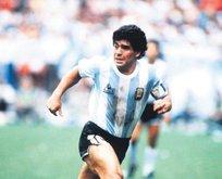 Maradona temiz çıktı!