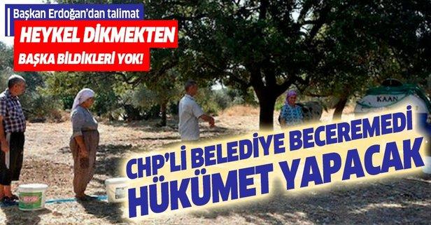 CHP'li belediyeler beceremedi hükümet yapacak!