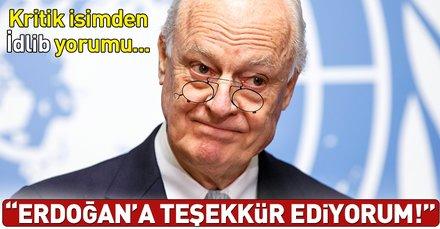 Mistura: Erdoğana teşekkür ediyorum