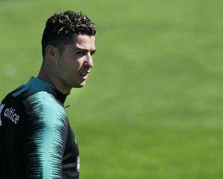 Cristiano Ronaldodan ilginç teklif