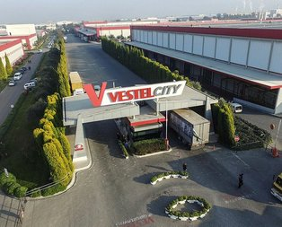Vestel patentte ilk 50'ye girdi
