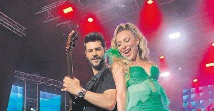 Ziynet Sali gitaristi Erkan Erzurumlu ile Kıbrıs'ta evleniyor