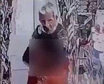 Markette 11 yaşındaki kız çocuğunu taciz eden sapık yakalandı