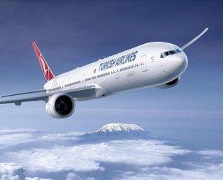Türk Hava Yolları ABD'ye tarifeli uçuşları başlattı!