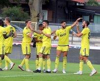 Fenerbahçe, Herta Berlin'e mağlup oldu