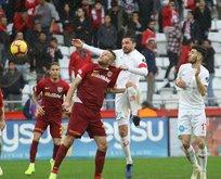 Antalya'da puanlar kardeş payı