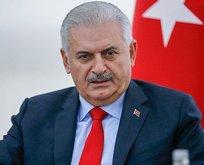 Başbakandan Mehmet Akif Ersoy mesajı