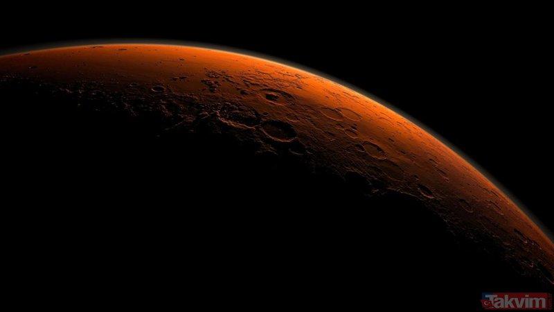 NASA ilk kez ortaya çıkardı! Adeta dehşete düşürdü! İşte kan donduran fotoğraflar...