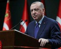 Başkan Erdoğan çarşamba gününü işaret etti!