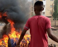 Sudan ordusundan halka müdahale! Çok sayıda ölü var