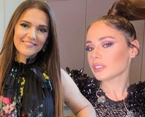 Eurovision kulisinden Demet Akalın'a selam var!