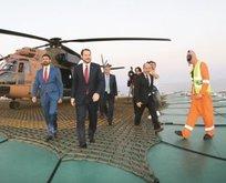'Akdeniz'in enerji resminde biz de olacağız'