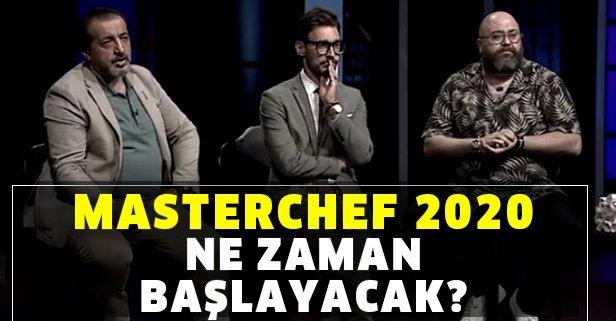 MasterChef 2020 ne zaman başlayacak?
